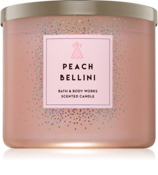 Bath & Body Works Peach Bellini Geurkaars 411 gr