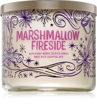 Bath & Body Works Marshmallow Fireside vela perfumada