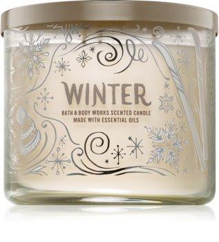 Bath & Body Works Winter bougie parfumée 411 g