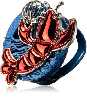 Bath & Body Works Lobster suporte para ambientador de carro suspenso
