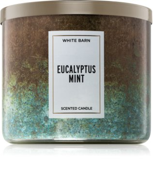 Bath & Body Works Eucalyptus Mint vonná svíčka 411 g II.