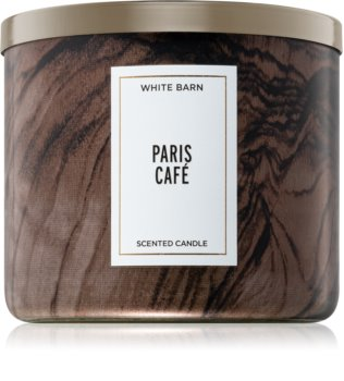 Bath & Body Works Paris Café vela perfumada  411 g