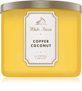 Bath & Body Works Copper Coconut bougie parfumée I.