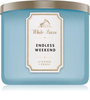 Bath & Body Works Endless Weekend Duftkerze  411 g