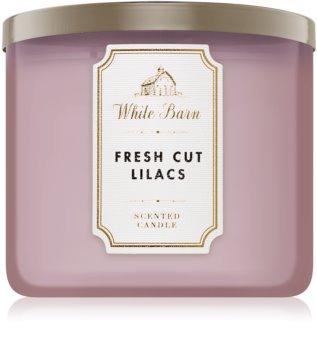 Bath & Body Works Fresh Cut Lilacs bougie parfumée I. 411 g