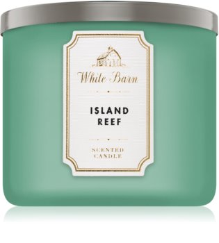 Bath & Body Works Island Reef Duftkerze  411 g
