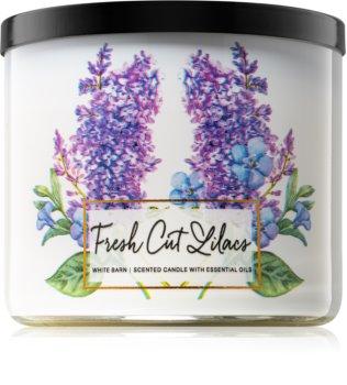 Bath & Body Works Fresh Cut Lilacs Duftkerze  411 g II.