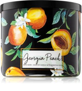 Bath & Body Works Georgia Peach bougie parfumée II.