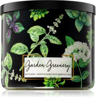 Bath & Body Works Garden Greenery bougie parfumée 411 g