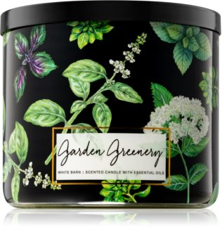 Bath & Body Works Garden Greenery Duftkerze  411 g