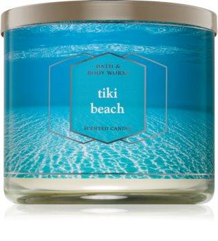 Bath & Body Works Tiki Beach bougie parfumée 411 g