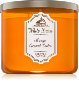 Bath & Body Works Mango Coconut Cooler vonná svíčka 411 g