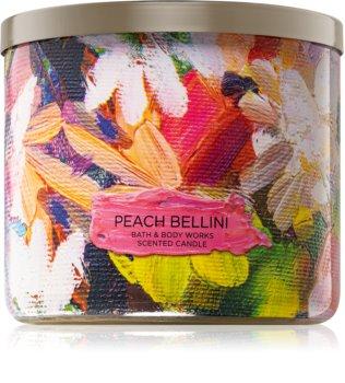Bath & Body Works Peach Bellini vonná svíčka 411 g I.