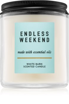 Bath & Body Works Endless Weekend Scented Candle 198 g I.