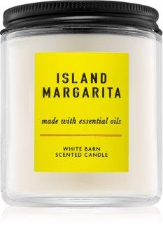 Bath & Body Works Island Margarita bougie parfumée II.