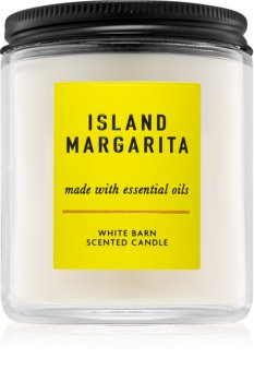 Bath & Body Works Island Margarita Duftkerze  198 g II.