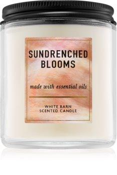 Bath & Body Works Sundrenched Blooms lumânare parfumată  198 g