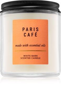 Bath & Body Works Paris Café Duftkerze  198 g I.