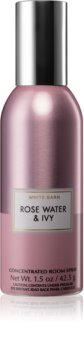 Bath & Body Works Rose Water & Ivy bytový sprej 42,5 g