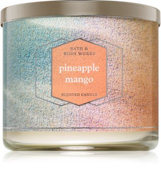 Bath & Body Works Pineapple Mango Duftkerze  411 g I.