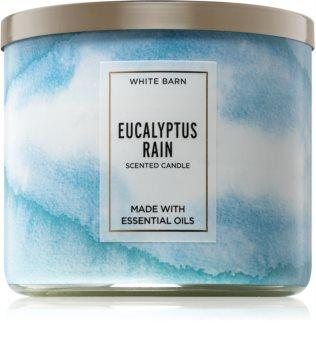 Bath & Body Works Eucalyptus Rain Duftkerze  411 g I.