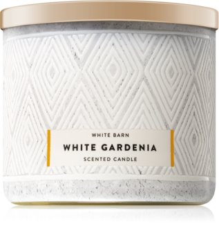 Bath & Body Works White Gardenia bougie parfumée I. 411 g
