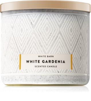 Bath & Body Works White Gardenia Geurkaars 411 gr I.