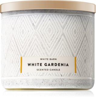 Bath & Body Works White Gardenia vonná sviečka 411 g I.