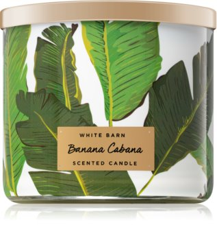 Bath & Body Works Banana Cabana vonná svíčka 411 g