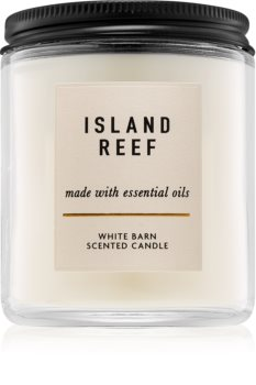 Bath & Body Works Island Reef duftkerze  198 g