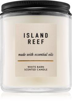 Bath & Body Works Island Reef vonná svíčka 198 g
