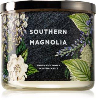 Bath & Body Works Southern Magnolia vonná svíčka 411 g