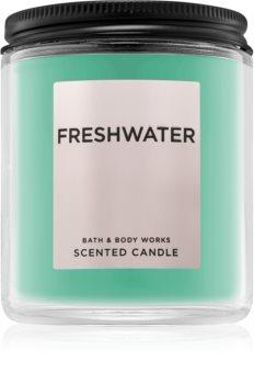 Bath & Body Works Freshwater bougie parfumée