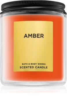 Bath & Body Works Amber bougie parfumée