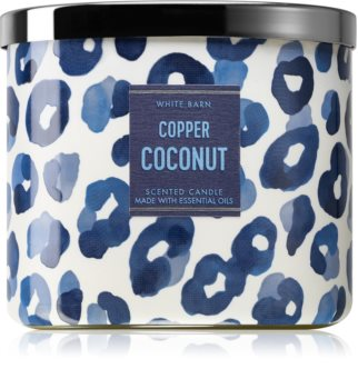 Bath & Body Works Copper Coconut scented candle II. 411 g