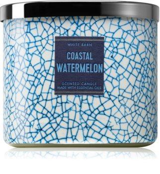 Bath & Body Works Coastal Watermelon vonná svíčka 411 g