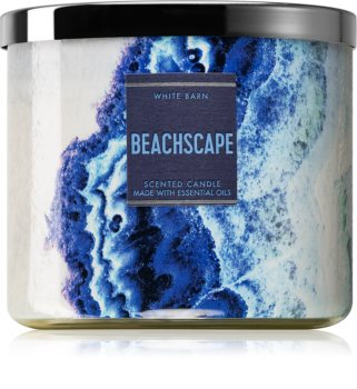 Bath & Body Works Beachscape vonná svíčka 411 g