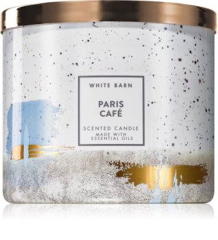 Bath & Body Works Paris Café vela perfumada