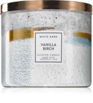Bath & Body Works Vanilla Birch vonná svíčka