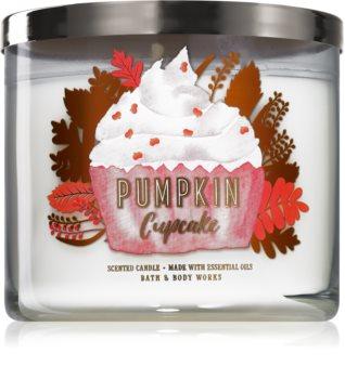 Bath & Body Works Pumpkin Cupcake duftkerze