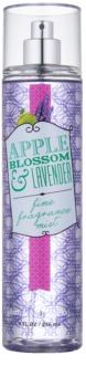 Bath & Body Works Apple Blossom & Lavender spray do ciała dla kobiet 236 ml