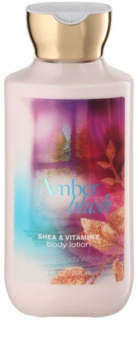 Bath & Body Works Amber Blush lapte de corp pentru femei 236 ml