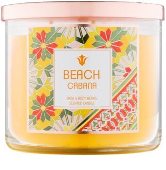 Bath & Body Works Beach Cabana świeczka zapachowa  411 g