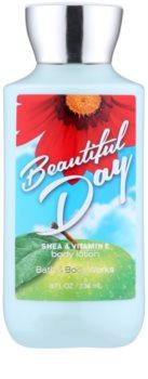 Bath & Body Works Beautiful Day Körperlotion für Damen 236 ml