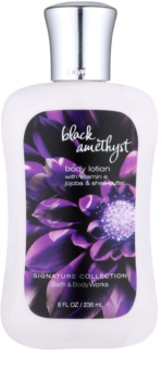 Bath & Body Works Black Amethyst leite corporal para mulheres 236 ml