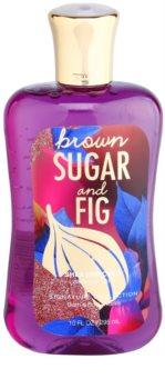 Bath & Body Works Brown Sugar and Fig Douchegel  voor Vrouwen