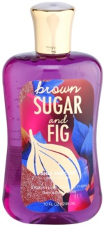 Bath & Body Works Brown Sugar and Fig gel de dus pentru femei 295 ml