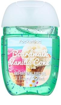Bath & Body Works PocketBac Boardwalk Vanilla Cone gel na ruce