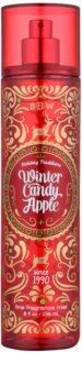 Bath & Body Works Winter Candy Apple spray corporel pour femme 236 ml