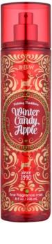 Bath & Body Works Winter Candy Apple spray de corpo para mulheres 236 ml